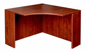"Corner Table Cherry, 42""x42"" by Boss Chair"