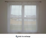 cotton curtain panels