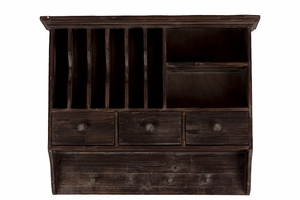 Coventry's Multiple Sectioned Pleasing Wooden Cabinet