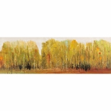 Creatively Painted Fall Vision I Painting by Yosemite Home Decor