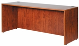 Credenza Shell, Cherry 71x24 by Boss Chair
