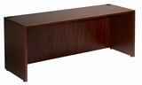 Credenza Shell, Mahogany 71x24 by Boss Chair