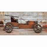Customary Masterpiece of Classic Automobile by Yosemite Home Decor