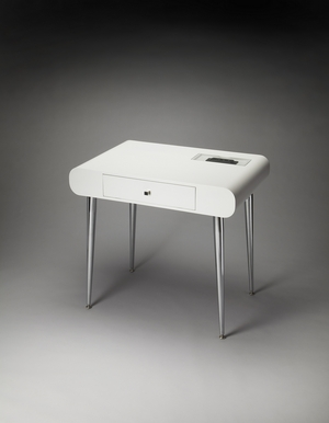 Customary Styled Hilliard Modern Computer Desk by Butler Specialty