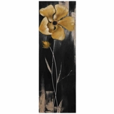 Customary Styled Yellow Star Bloom I Painting by Yosemite Home Decor