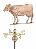 Dairy Cow - Polished Copper by Good Directions