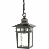 Dante Collection Classy Styled 1 Light Pendant Lighting in Oil Rubbed Bronze by Yosemite Home Decor
