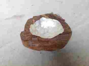 Decorative Teakwood Bowl in Small Size for Contempory Setting Brand Woodland