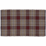 Delightful Jackson Wool & Cotton Rug Rect by VHC Brands