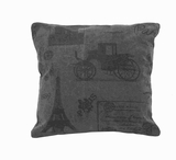 Delightfully Designed Fabric Pillow with Smooth Texture Brand Woodland
