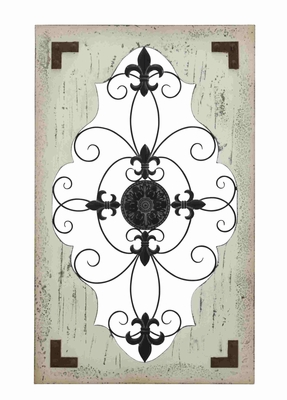 Derby Wall D�cor Beauteous Elegantly Etched Creation Brand Benzara