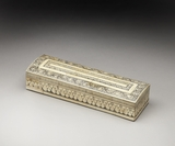 Divine Grand Bone Inlay Storage Box by Butler Specialty