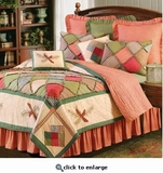Don�t Buy Just The Quilt - Buy The Cal King Quilts- The Ultimate