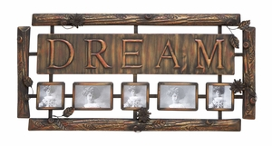 Dream Photo Frame - Nature Decorated Photo Frame Brand Woodland