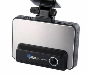 Drive Proof Lcd Touchscreen Dual Hd Car Camera