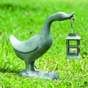 Duck Lantern Latest Sensation In Decorative Outdoor Light Brand SPI-HOME