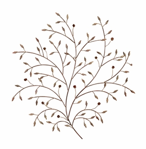 Eden Garden Metal Wall Classic Metal Art Decor Sculpture Brand Woodland