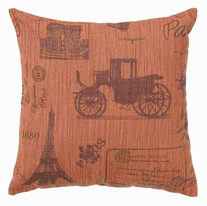 Elegant and Attractive Fabric Pillow in Simple Square Shape Brand Woodland