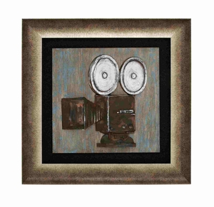 Elegant and Intriguing Wooden Frame Canvas Art Brand Benzara