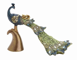 Elegant and Sophisticated Peacock Decorative Home D�cor Brand Benzara