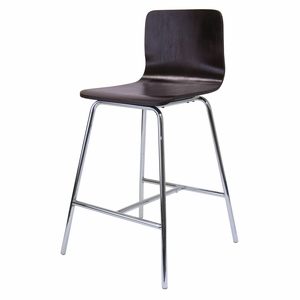 "Elegant and Stylish 24"" Counter Stool by Winsome Woods"