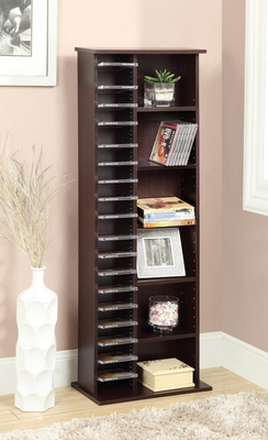 Elegant and Stylish CD Storage Unit