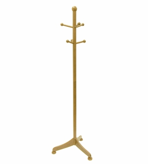 Elegant Coat Tree with Six Pegs by Winsome Woods