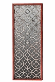 Elegantly Crafted w/ Geometrical Design wooden Wall decor