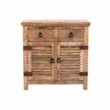 Elegantly Styled Accent chest by Yosemite Home Decor