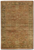 Eleonora 8' Rug with Olive Green Detail and Golden Ivory Accents Brand Uttermost