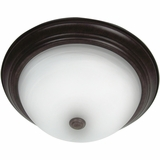 Enchantingly Styled 2 Lights Flush Mount in Desert Night by Yosemite Home Decor