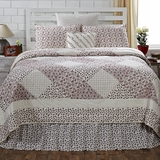 English Cottage Queen Quilt 90x90