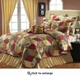 Enjoy This Christmas Holiday Season With Unique Warmth Of Christmas Quilts