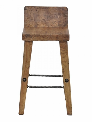 Enthralling Arturo Low Back Counter Stool