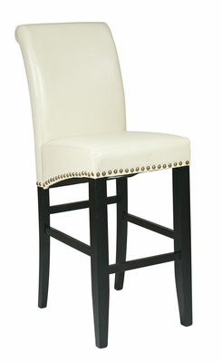 Enthralling Customary Styled Parsons Barstool by Office Star
