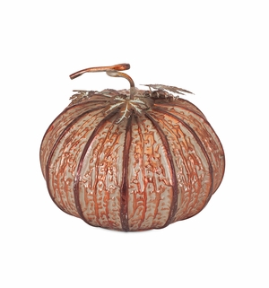 Enthralling Easton Copper Pumpkin- Medium