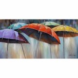 Enthralling Masterpiece of Umbrellas by Yosemite Home Decor