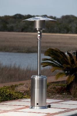 Ercolano Patio Heater, Exquisite And Efficient Outdoor Home Decor by Well Travel Living