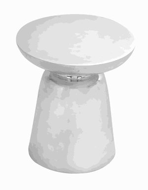 Ergonomically Designed Aluminium Stool with Luxurious Finish Brand Woodland