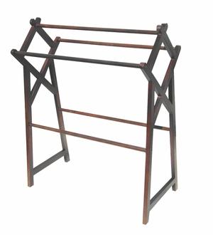 Essen Towel Rack Magnificent Drying Stand, Foldable & Durable by D-Art