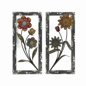 Exclusive Assorted Metal Wall Decor Brand Benzara