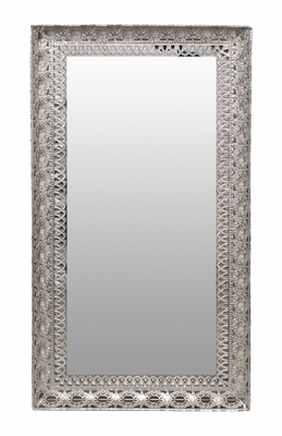 Exclusively Designed Metal Frame Mirror by Three Hands Corp