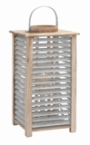 Exclusively Designed Metal Lantern with Strong and Smooth Finish Brand Woodland