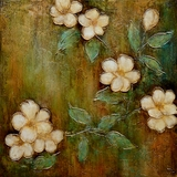 Exclusively Styled Dogwood Dream I Fantastic Painting by Yosemite Home Decor