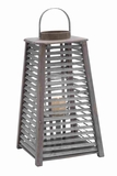 Expertly Designed Metal Lantern for Large Capacity Use Brand Woodland