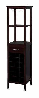 Exquisite and Elegant Wine Rack by Winsome Woods