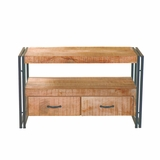 Exquisitely Designed Media Console Table by Yosemite Home Decor