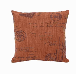 Fabric Pillow with Quality Filling & Soft Fabric Cover Brand Woodland