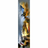 Fabulous Picture of Stormy Weather II by Yosemite Home Decor