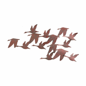 Fabulous Set of Flock of Geese Wall Art by Southern Enterprises
